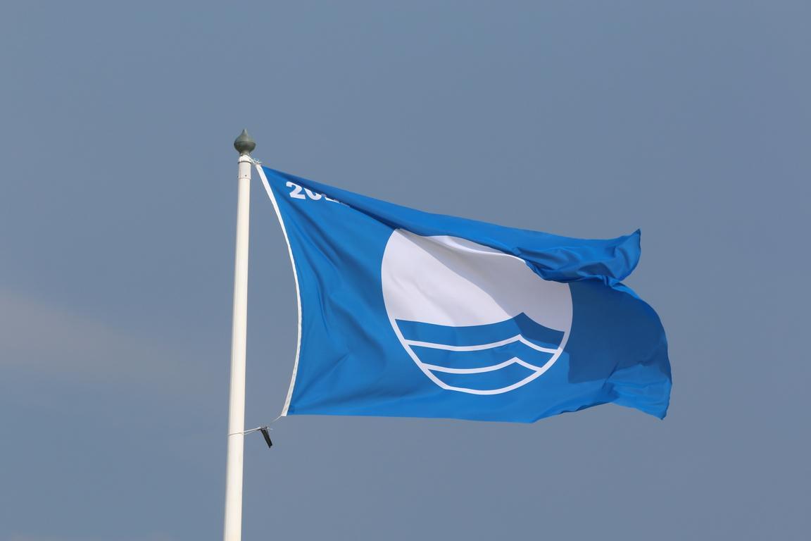 Cadzand-Bad - Blaue Flagge