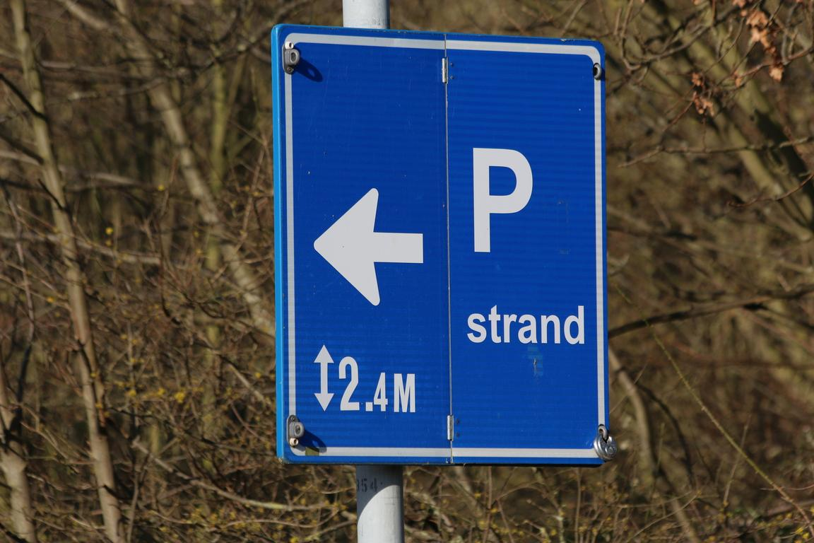 Cadzand-Bad - Parken
