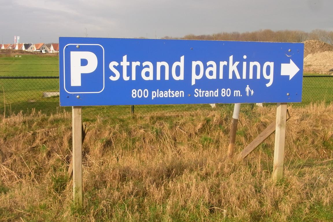 Cadzand-Bad - Strandparking