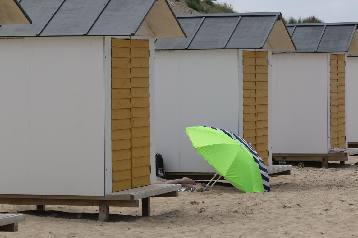 Cadzand-Bad - Strandpavillon Caricole