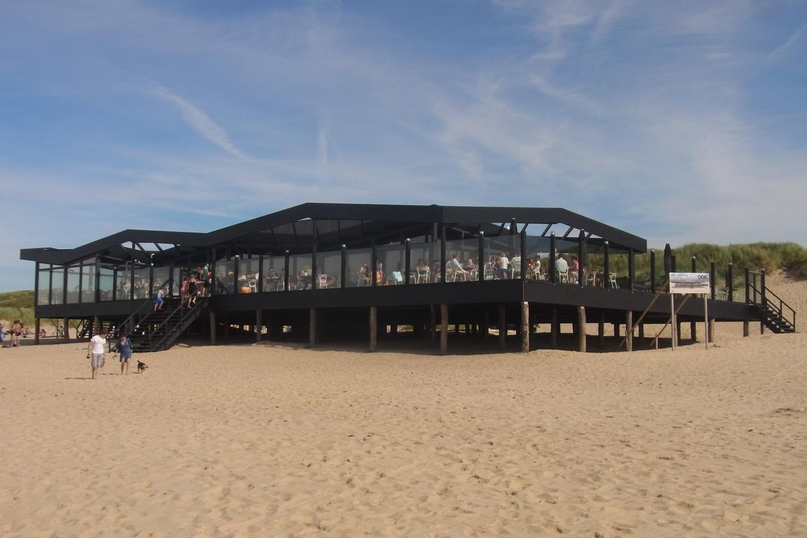 Cadzand-Bad - Strandpavillon DOK14