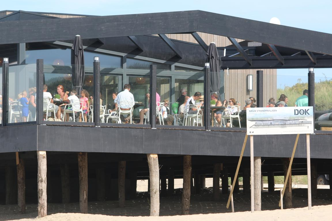 Cadzand-Bad - Strandpavillon DOK14