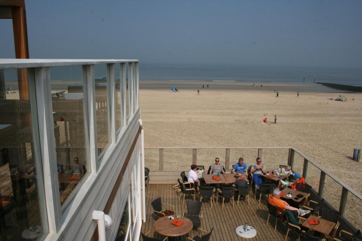 Nieuwvliet-Bad - Strandpavillon De Boekanier