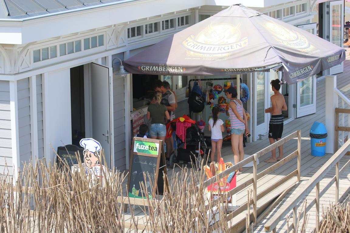 Cadzand-Bad - Strandpavillon Caricole