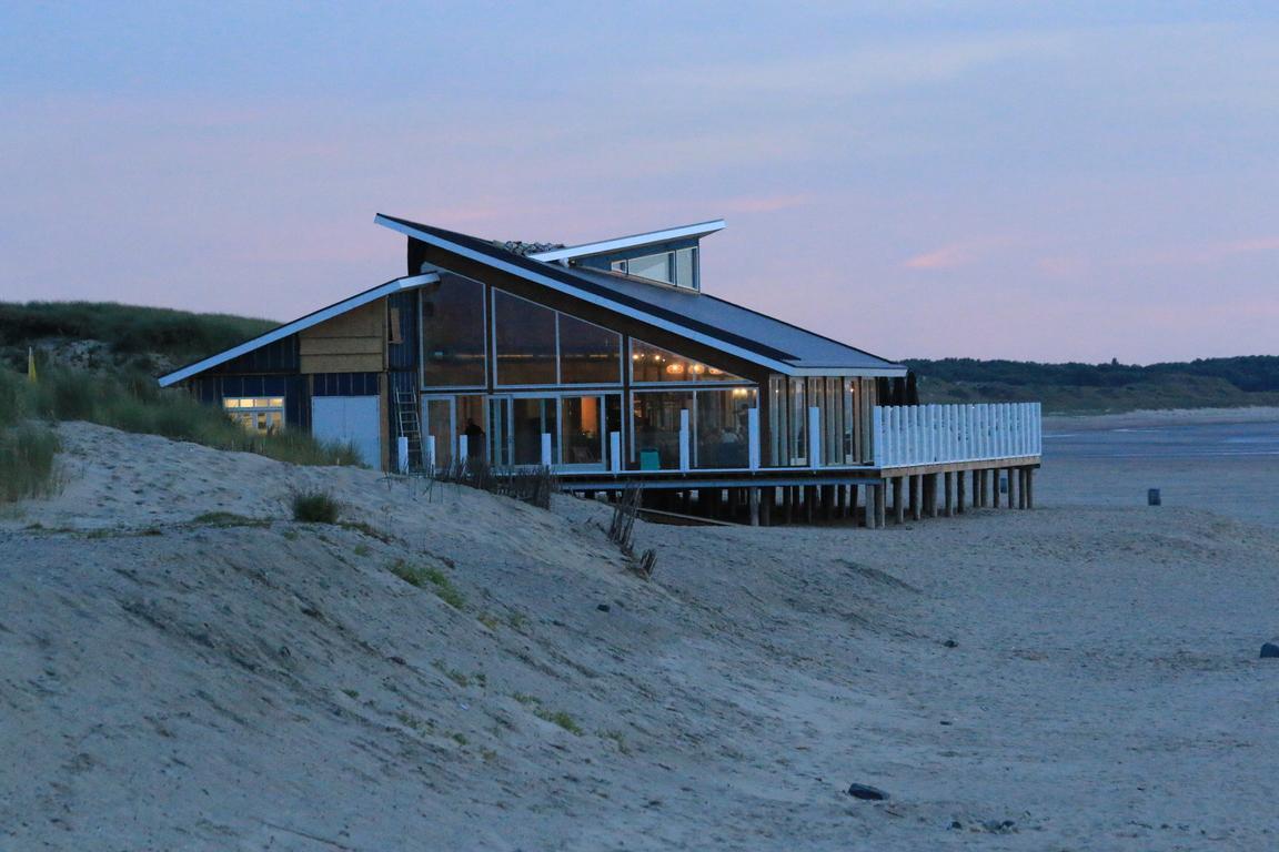 Cadzand-Bad - Strandpavillon De Strandloper