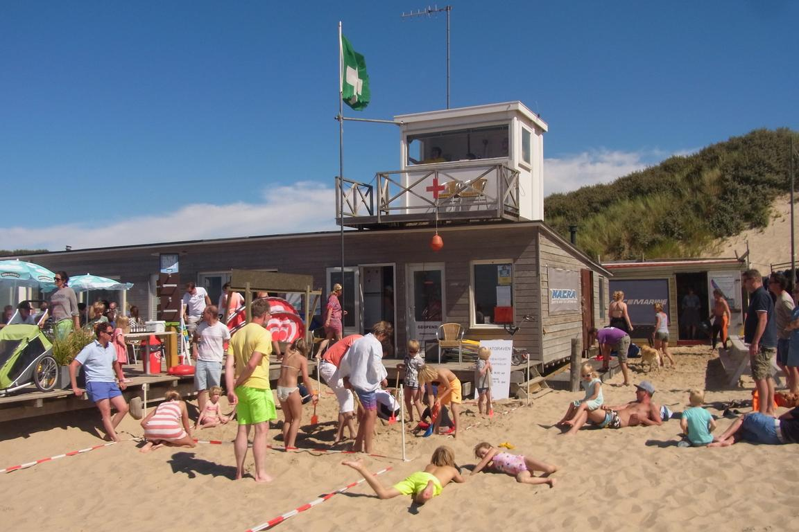 Cadzand-Bad - Strandpavillon De Zeemeeuw