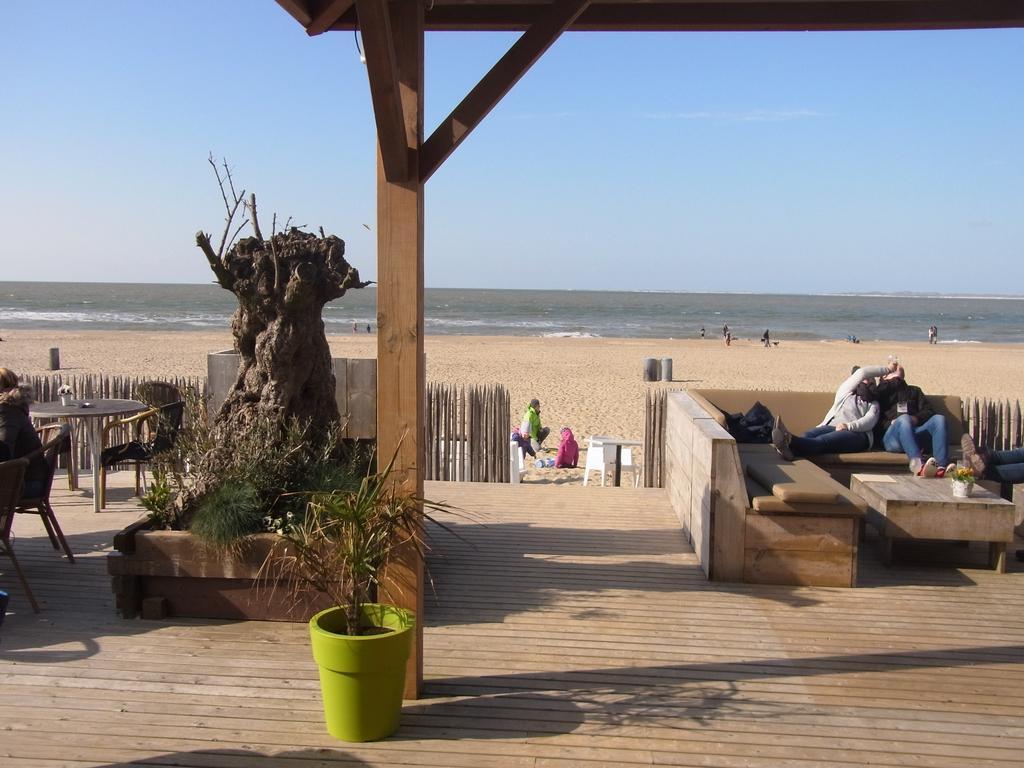 Groede - Strandpavillon Groede aan Zee