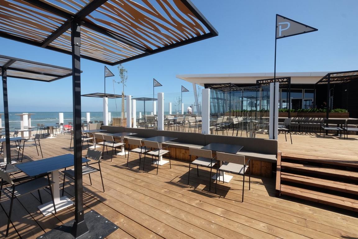 Griede - Strandpavillon PUUR