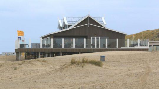 Nieuwvliet-Bad - Strandpavillon De Strandganger
