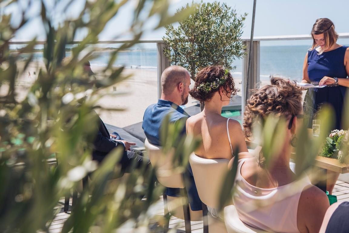 Cadzand-Bad: Heiraten am Strand