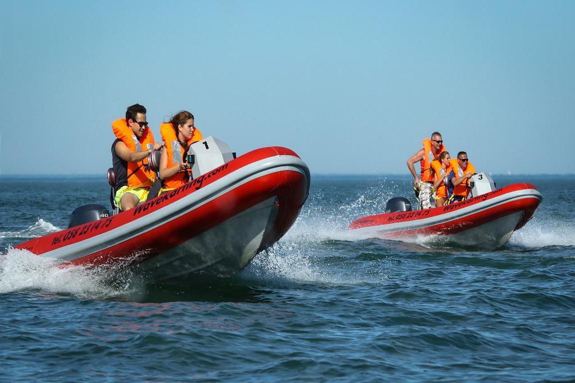 Cadzand-Bad - Knokke Boat