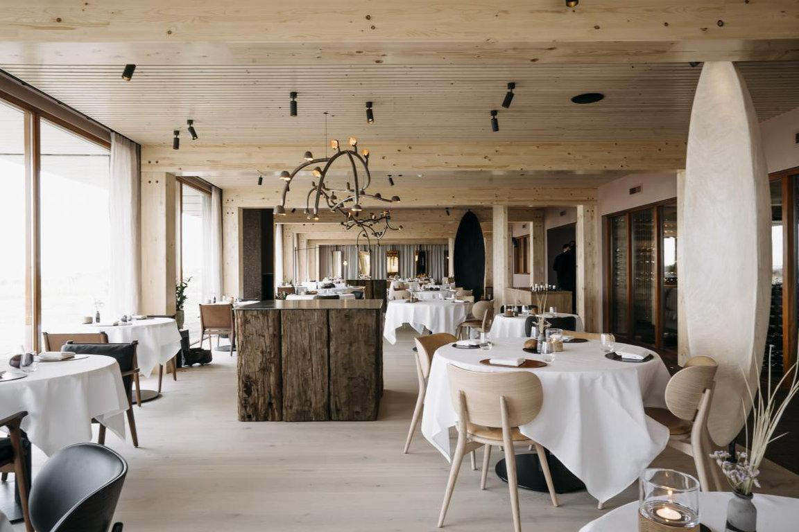 Cadzand-Bad - Gourmet-Restaurant Pure C im Strandhotel