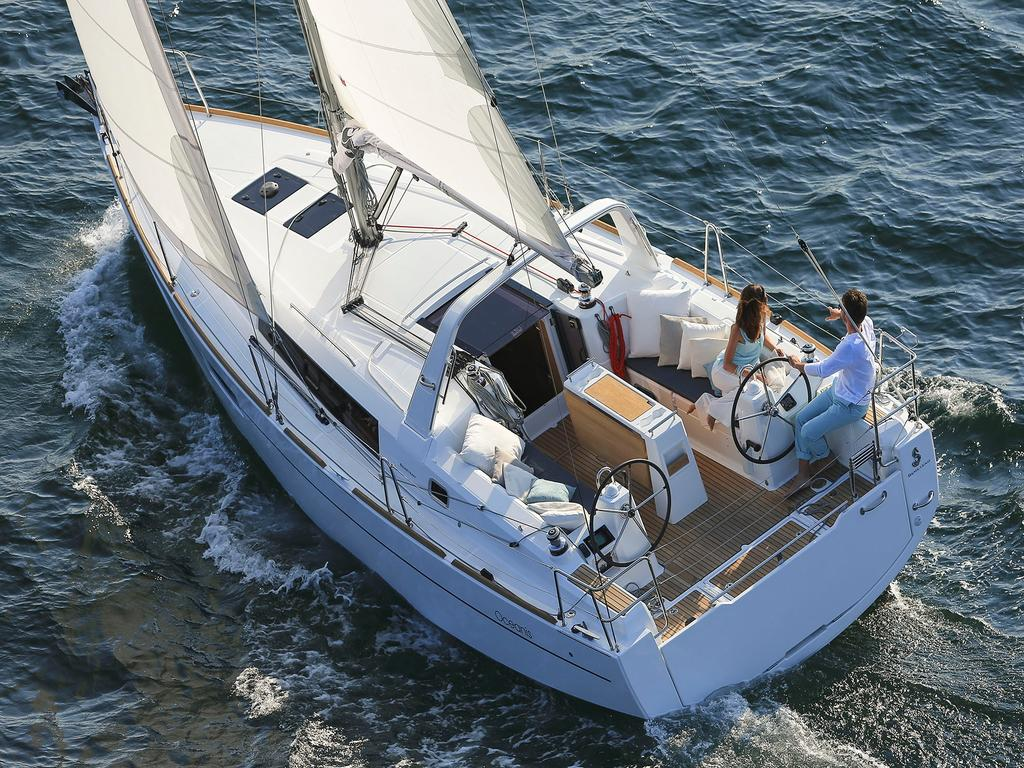 Cadzand-Bad - Channel Sailing