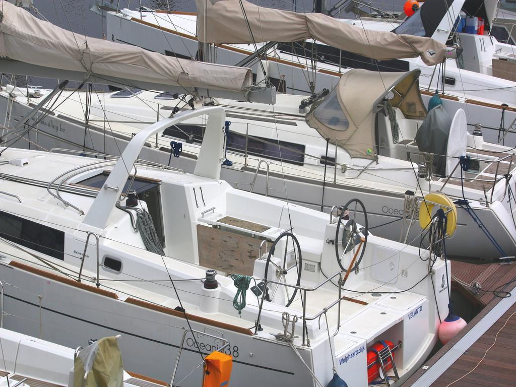 Cadzand-Bad - Jachtcharter Channel Sailing