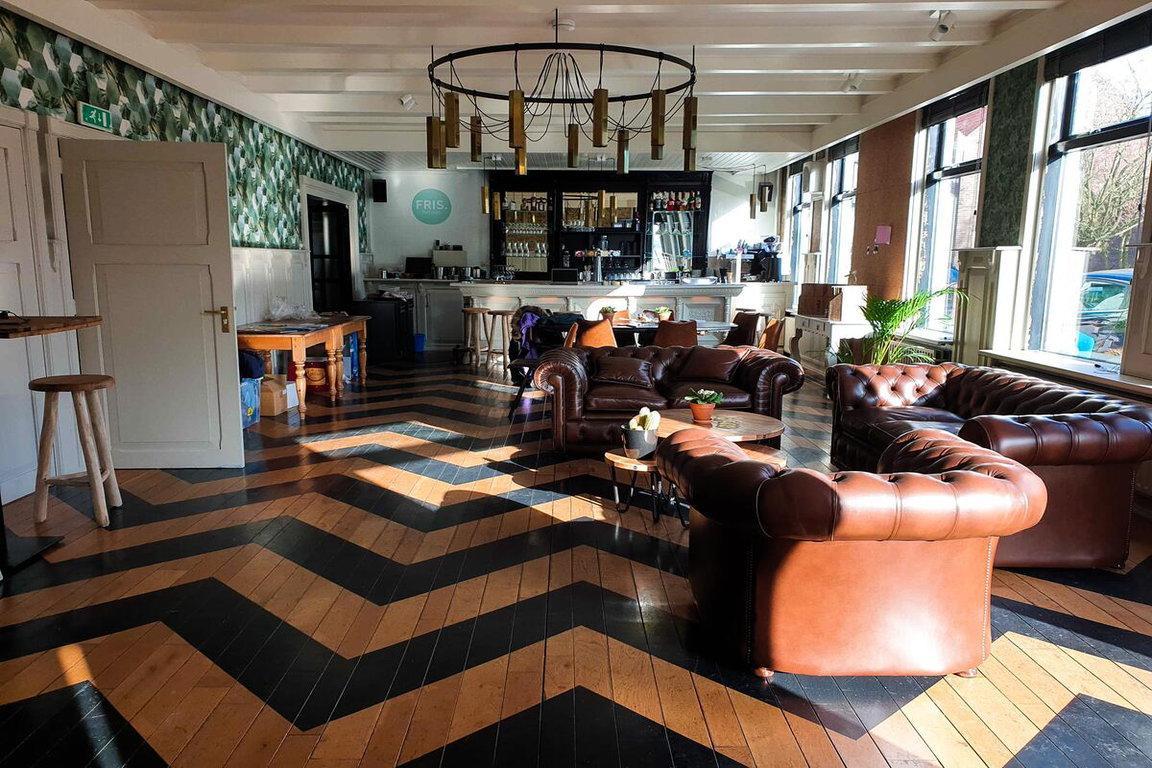 Brunchbar & Hotel FRIS. Cadzand