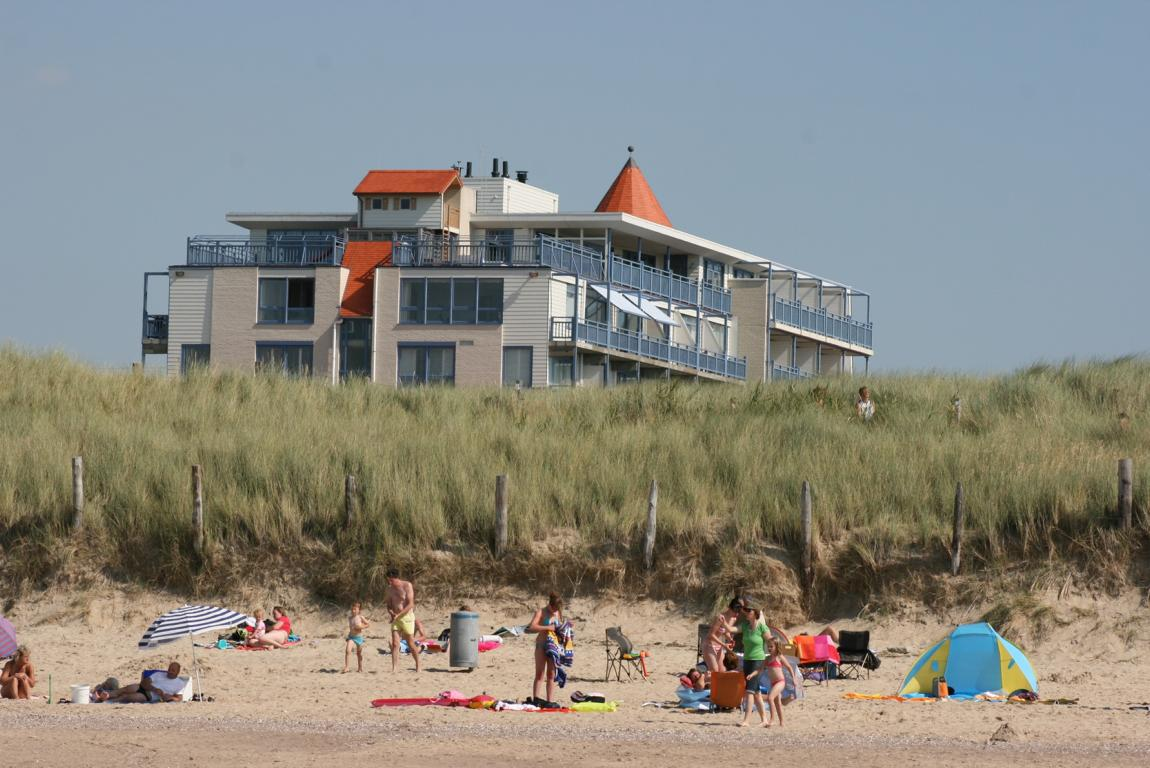 "Beach & Spa Hotel ""Noordzee"" - Cadzand-Bad"