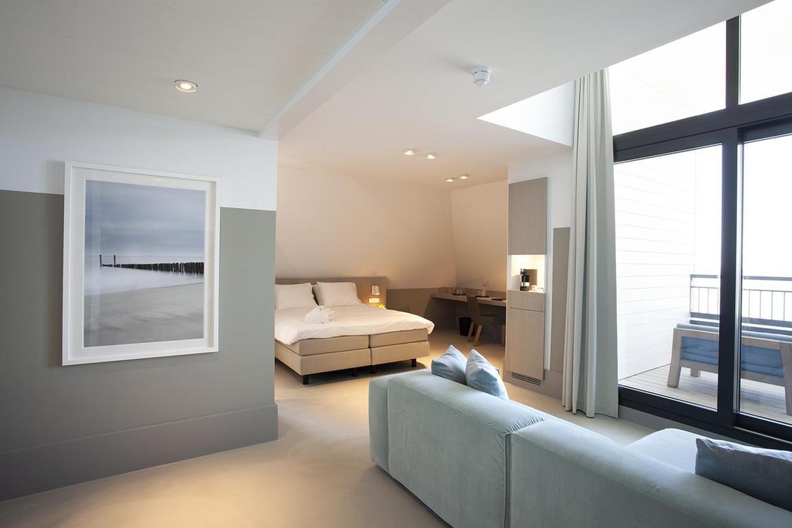 Strandhotel Cadzand-Bad - Suite/Doppelzimmer