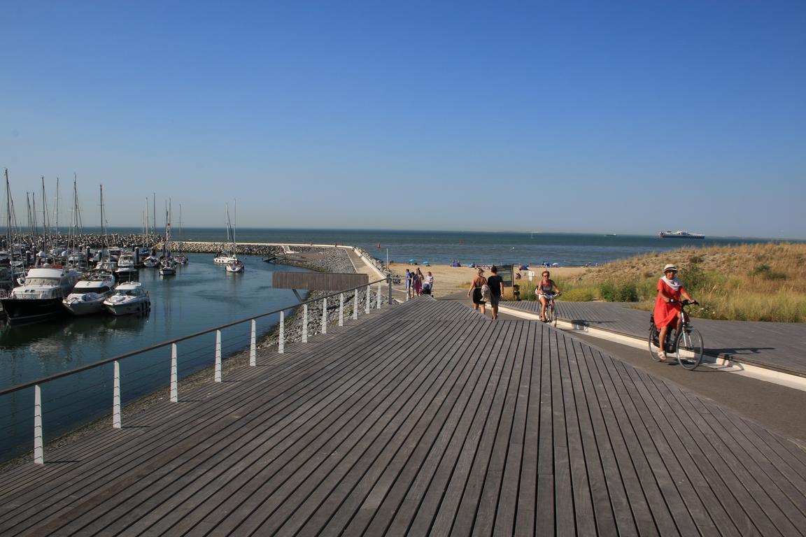Cadzand-Bad - Jachthafen