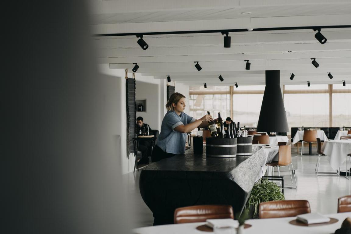 Strandhotel Cadzand-Bad - Restaurant Pure C
