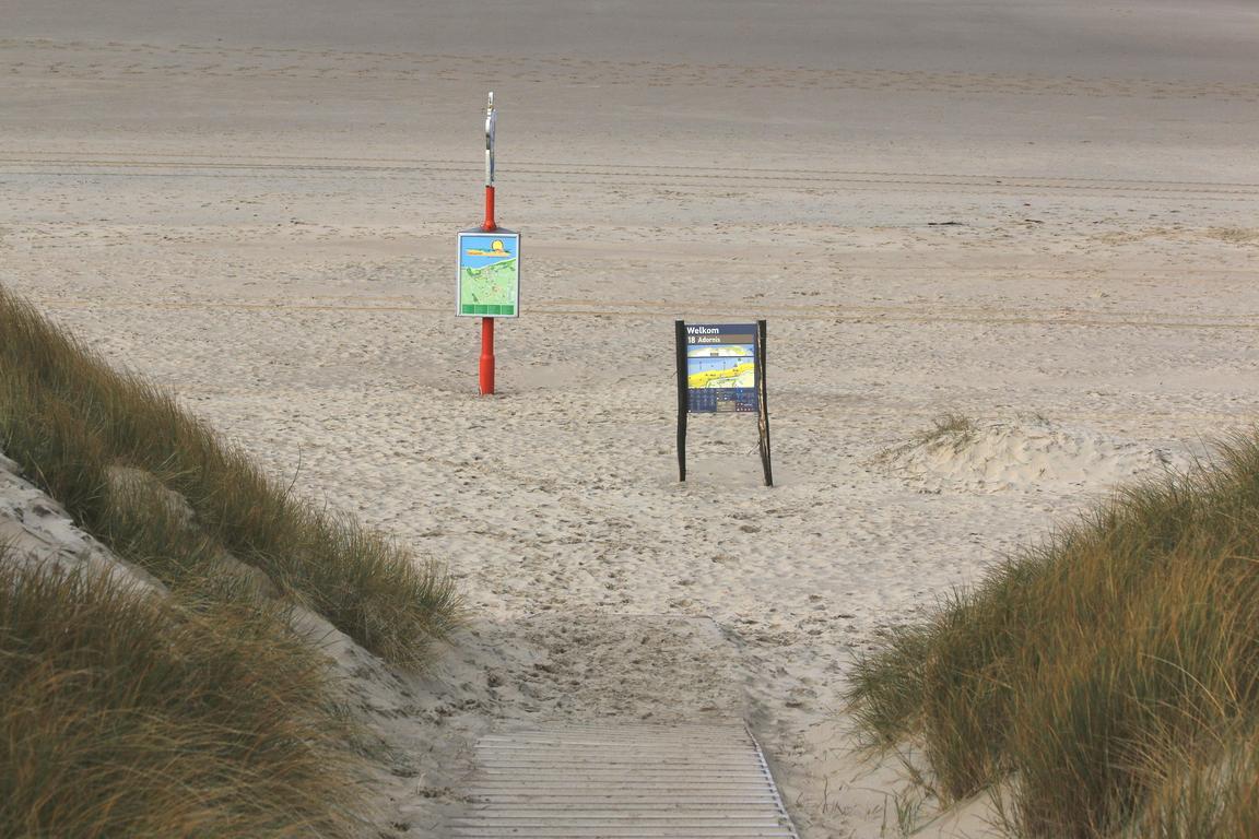 Cadzand-Bad - Strandübergänge