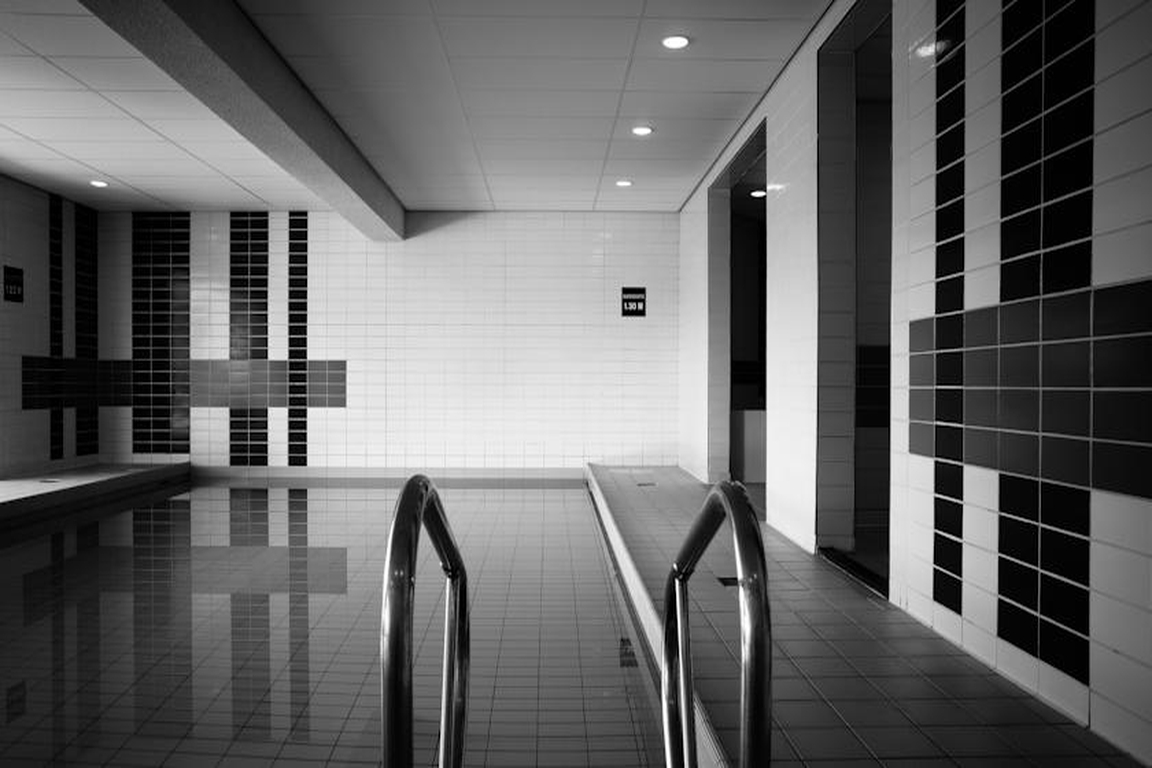 Strandhotel Inndoor-Pool - Cadzand-Bad