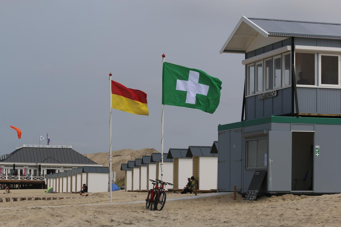Cadzand-Bad - Strandwacht