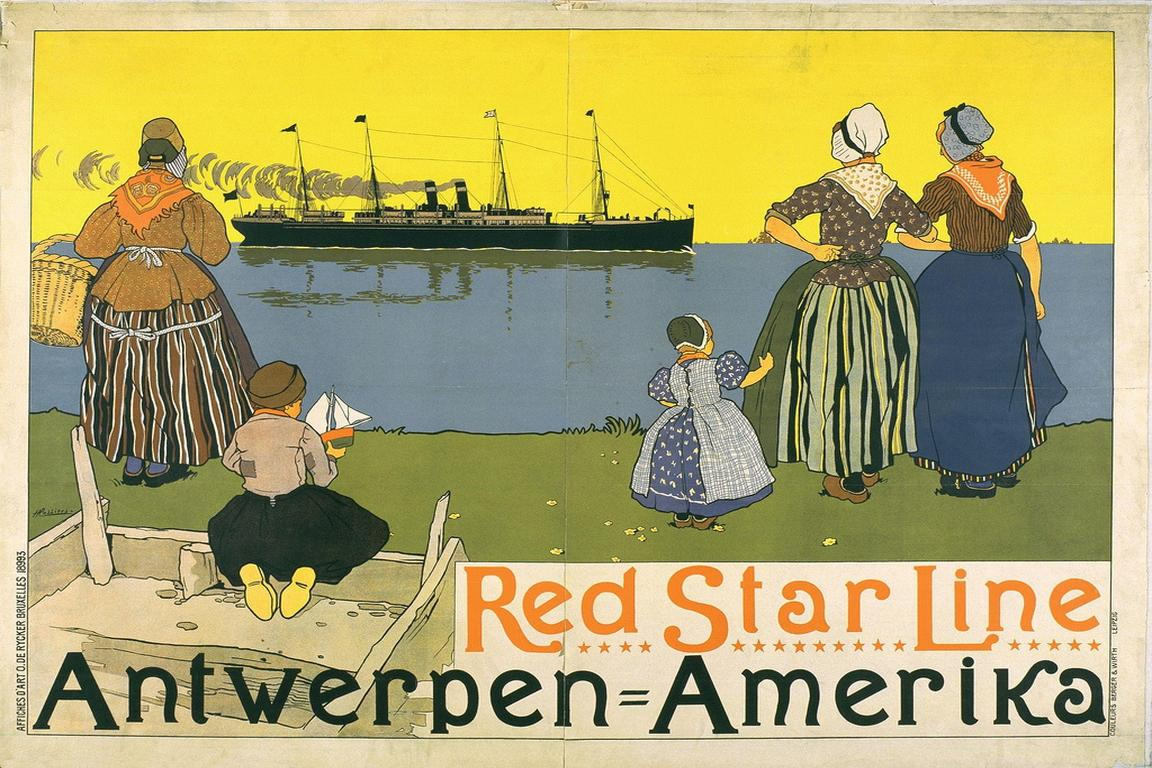 """Red Star Line""-Museum"
