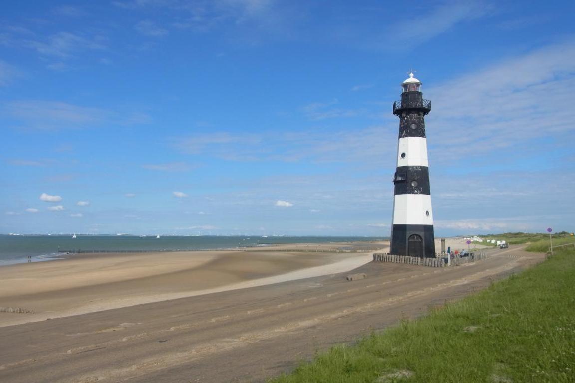 """Leuchtturm """"Nieuwe Sluis"""""""