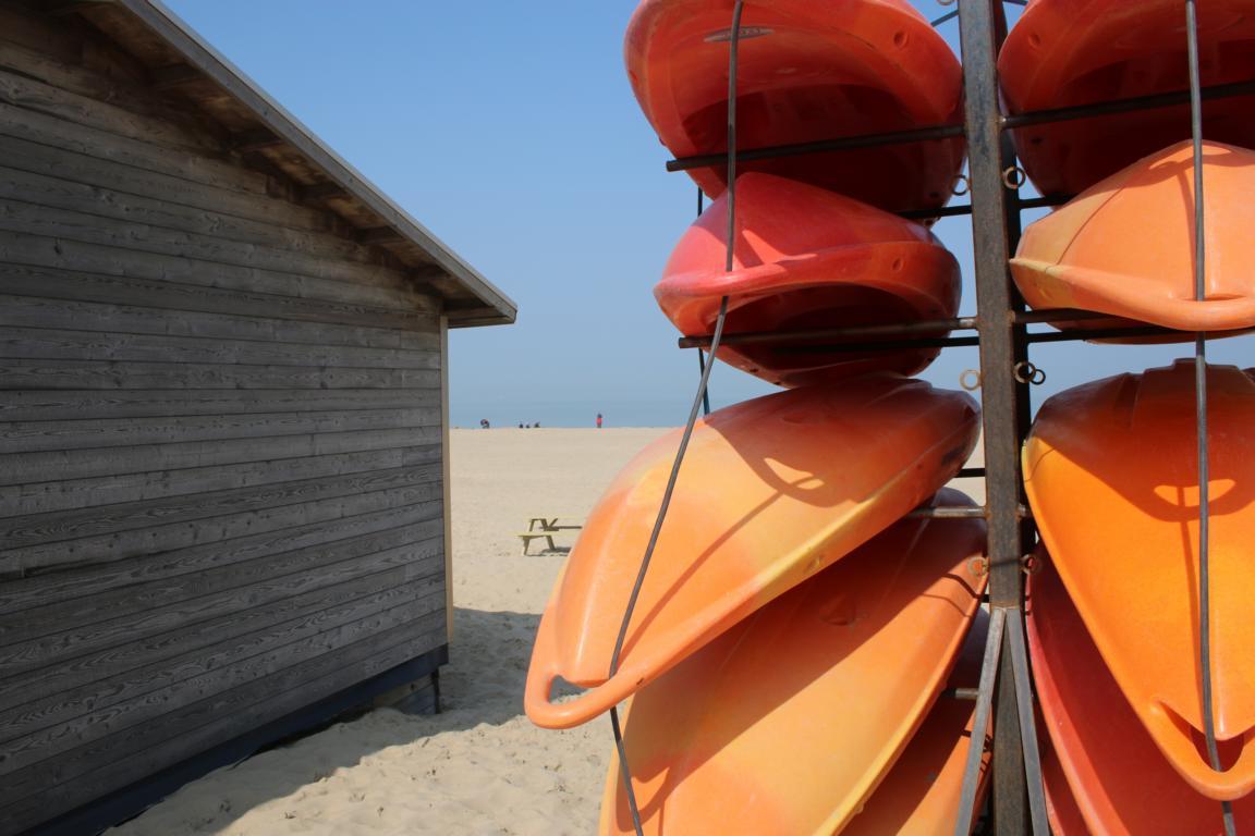 Cadzand-Bad - Adventure Sports Moio Beach