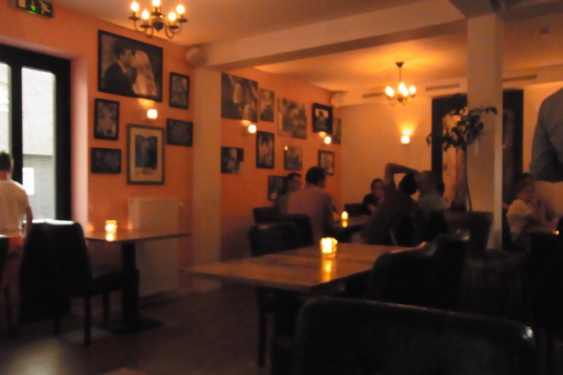 "Cadzand-Dorf - Restaurant ""l´ Angelo"""