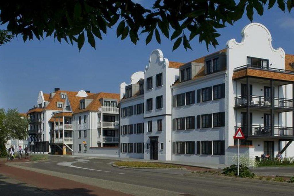 Cadzand-Bad - Appartements Duinhof