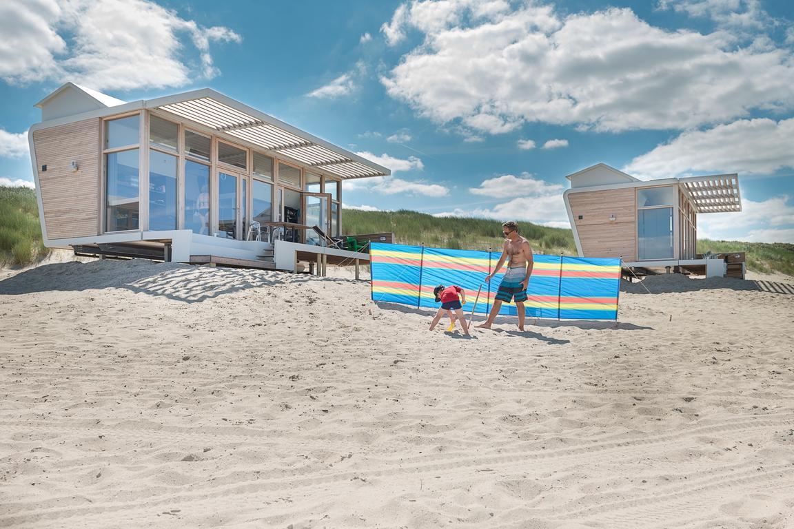 Cadzand-Bad - Strandhäuser Molecaten Hoogduin