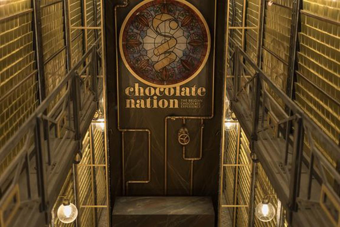 """Chocolate Nation""-Schokoladenmuseum"