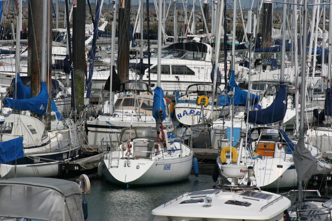 Breskens - Jachthafen