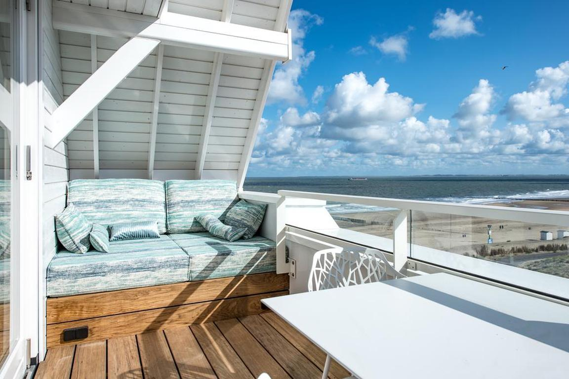 Super luxe appartement ``C-View Cadzand``