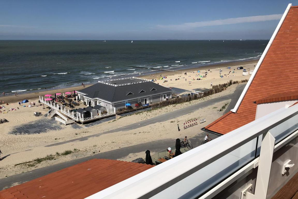 Penthouse in ``Badhuis Cadzand`` Cadzand-Bad