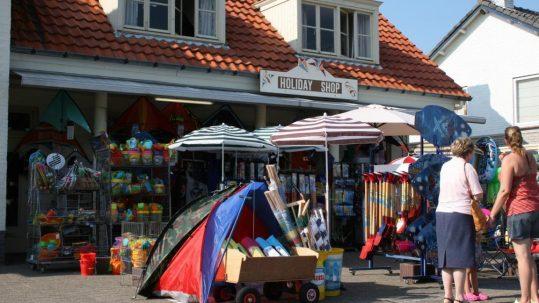 Cadzand-Bad - Geschäfte