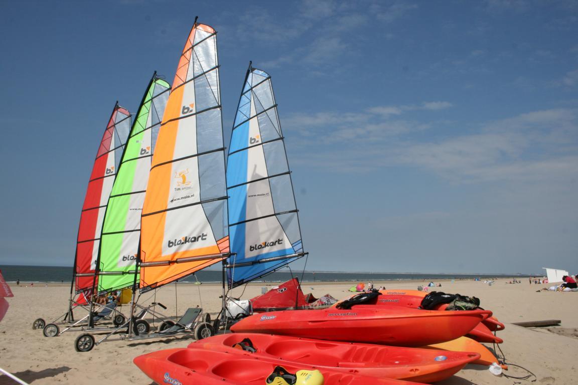 Cadzand-Bad - Adeventure Sports Moio Beach