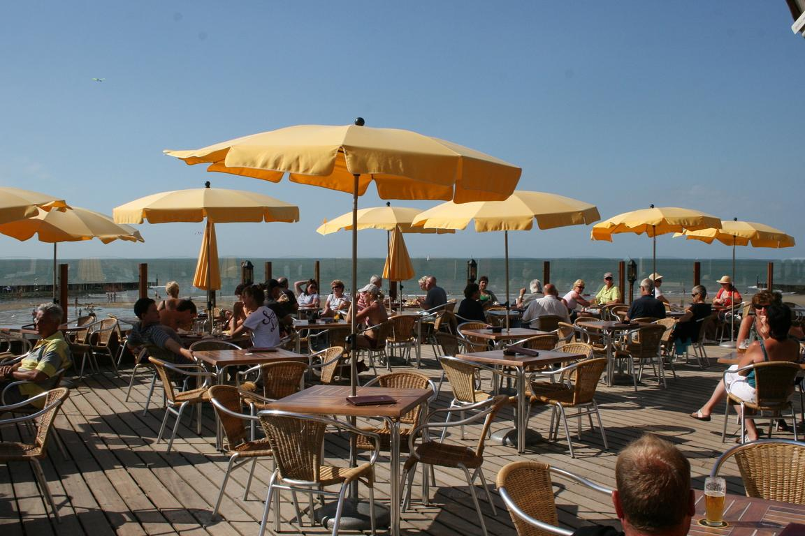 Cadzand-Bad - Gastronomie am Strand