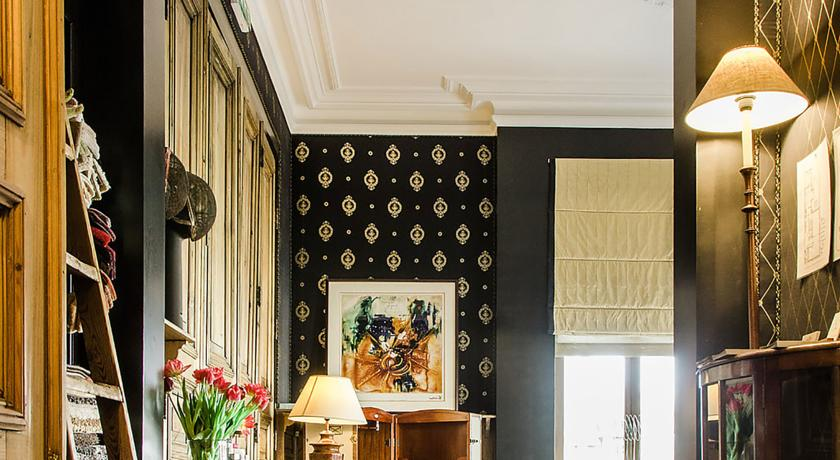 Hotel Antwerpen Le Tissu ***
