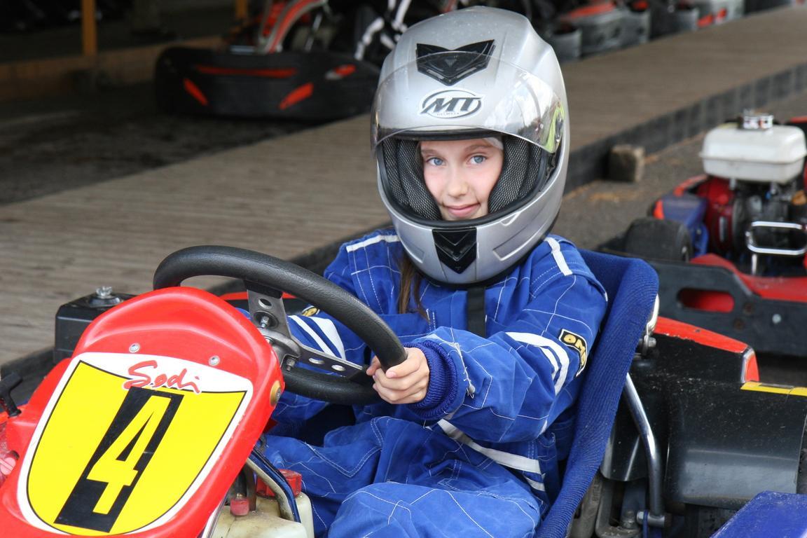 Karting in de ``KP``, Breskens
