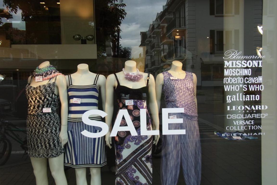 Knokke-Heist - Shopping