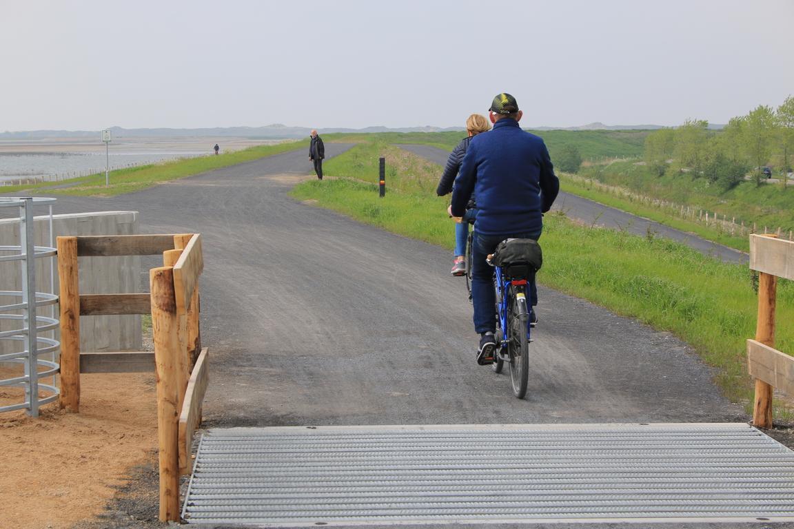 Cadzand-Bad - Radweg Cadzand - Knokke-Heist