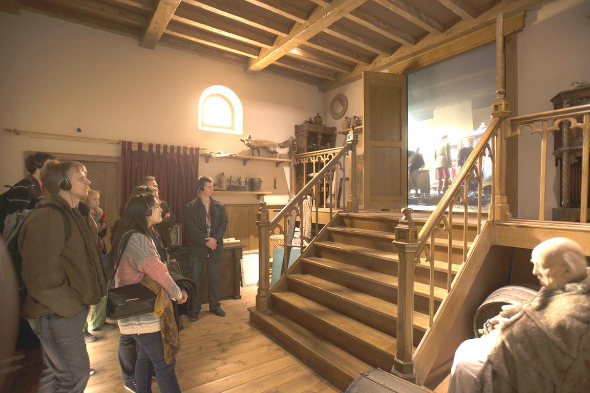 Mittelalter-Museum Historium