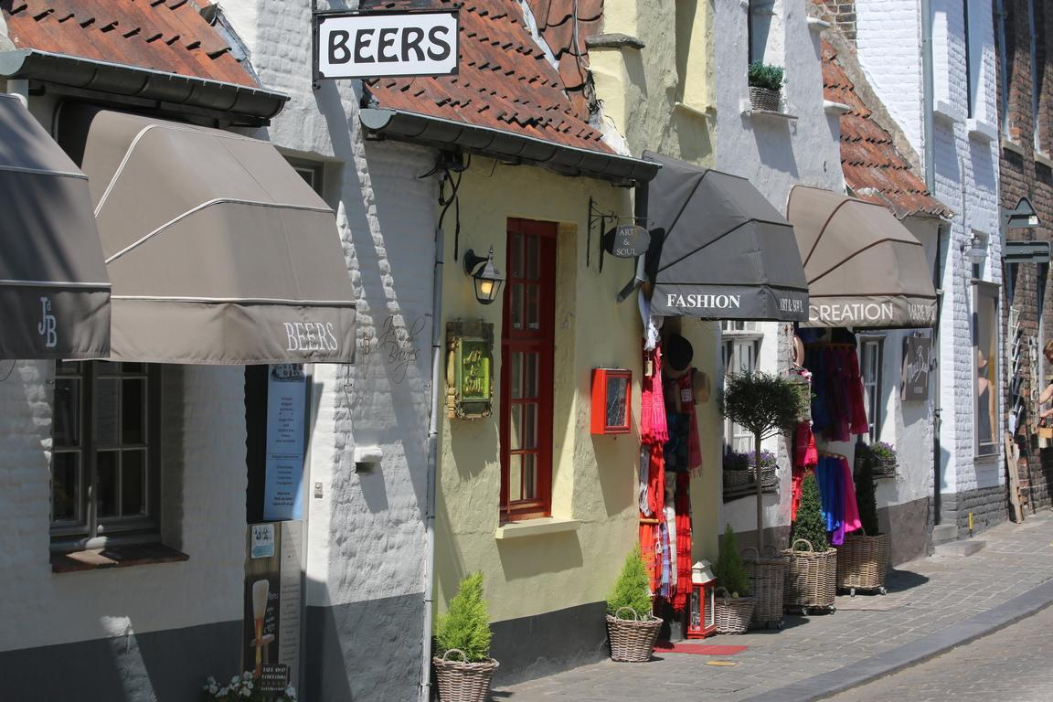 Brügge - Strasse