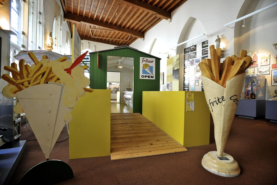 Pommes Frittes-Museum Frietmuseum