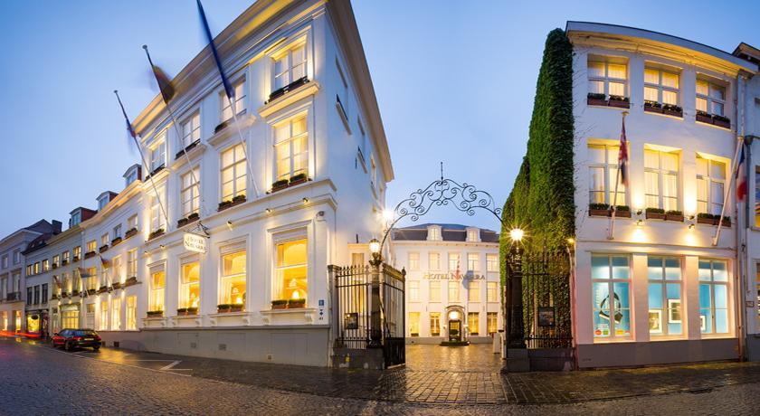 Hotel Navarra Brugge *=***