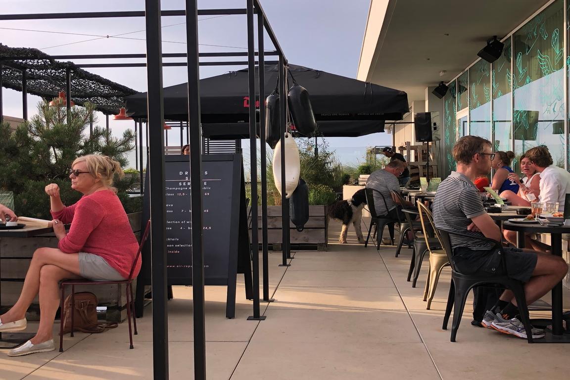 Cadzand-Bad - AIR cafe
