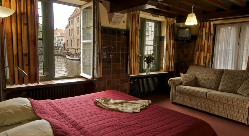 Hotel Bourgoensch Hof ***