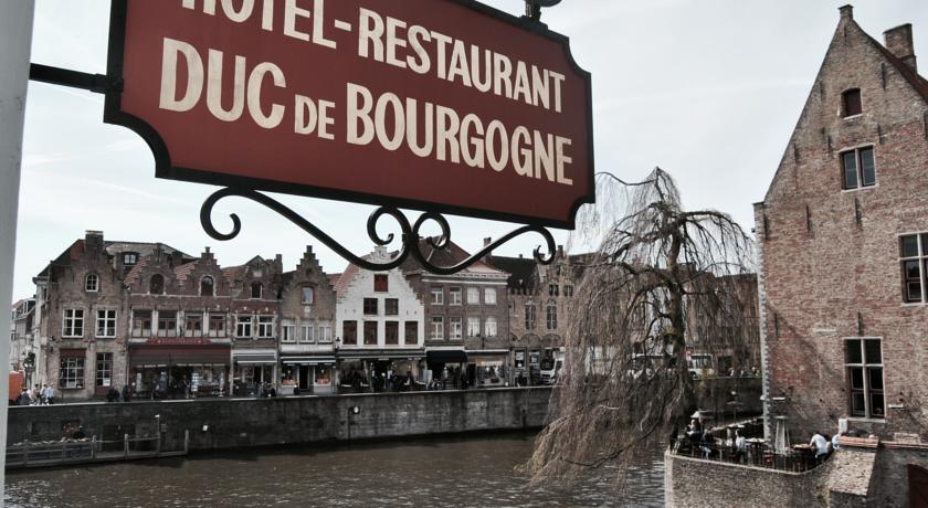 Hotel Duc De Bourgogne ***